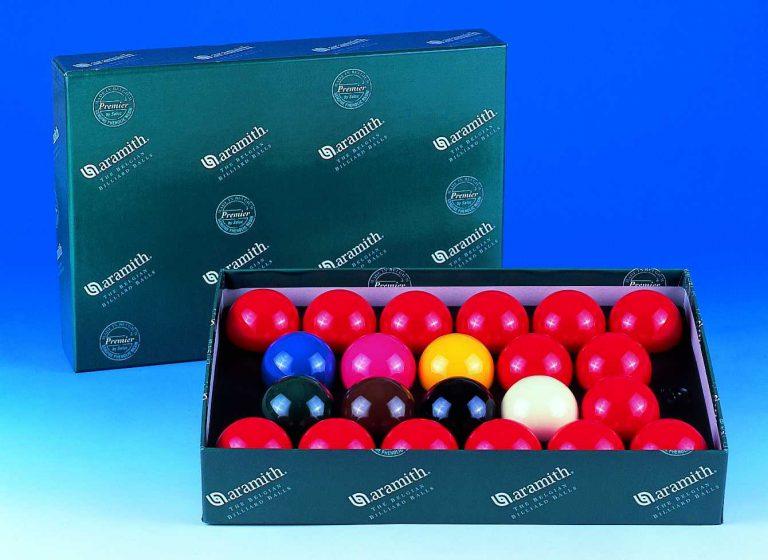 1 7/8 47.5mm Aramith Snooker Balls