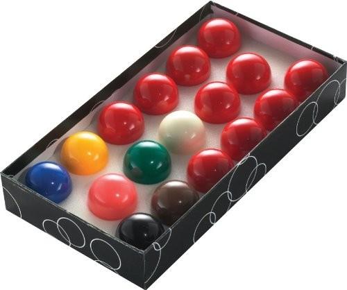 2inch 51mm Economy Snooker Balls 17 ball