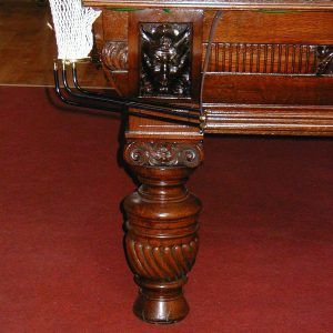 Ashcroft Gold Medal Reconditioned Full Size Table - leg