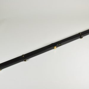 One Piece Real Leather Cue Case