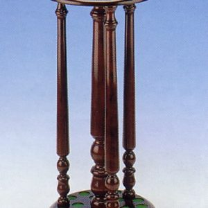 Reproduction Traditional Circular Cue Rack