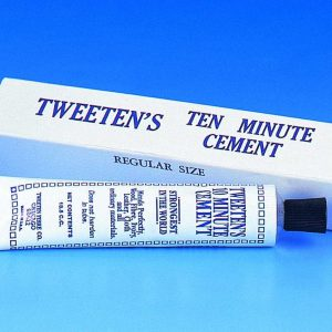 Tweeten Tip Cement