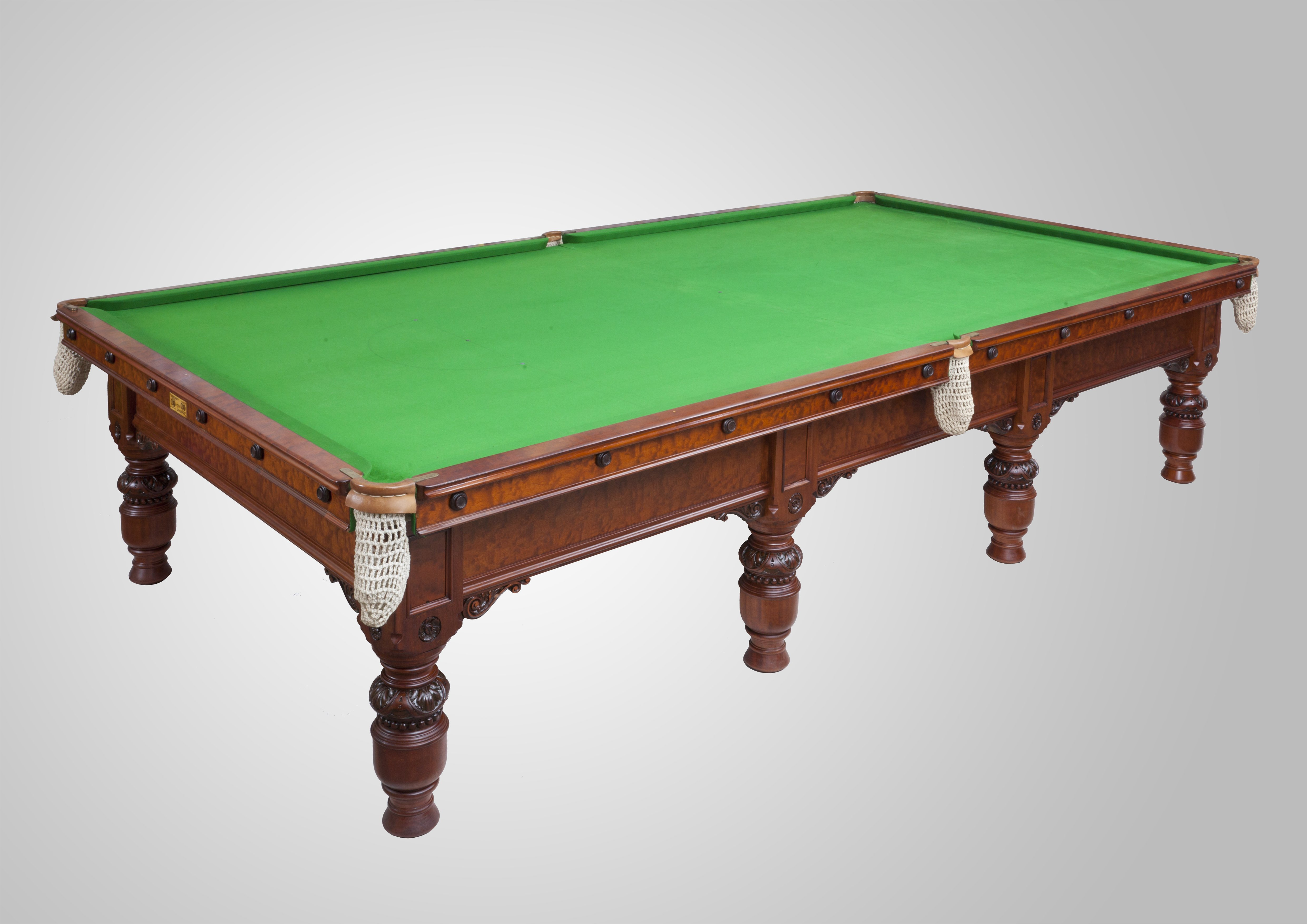 Ashcroft And Co Full Size Table Alliance Snooker