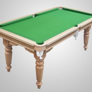 Consort Snooker Dining Table - green cloth