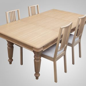 Consort Snooker Dining Table with chairs